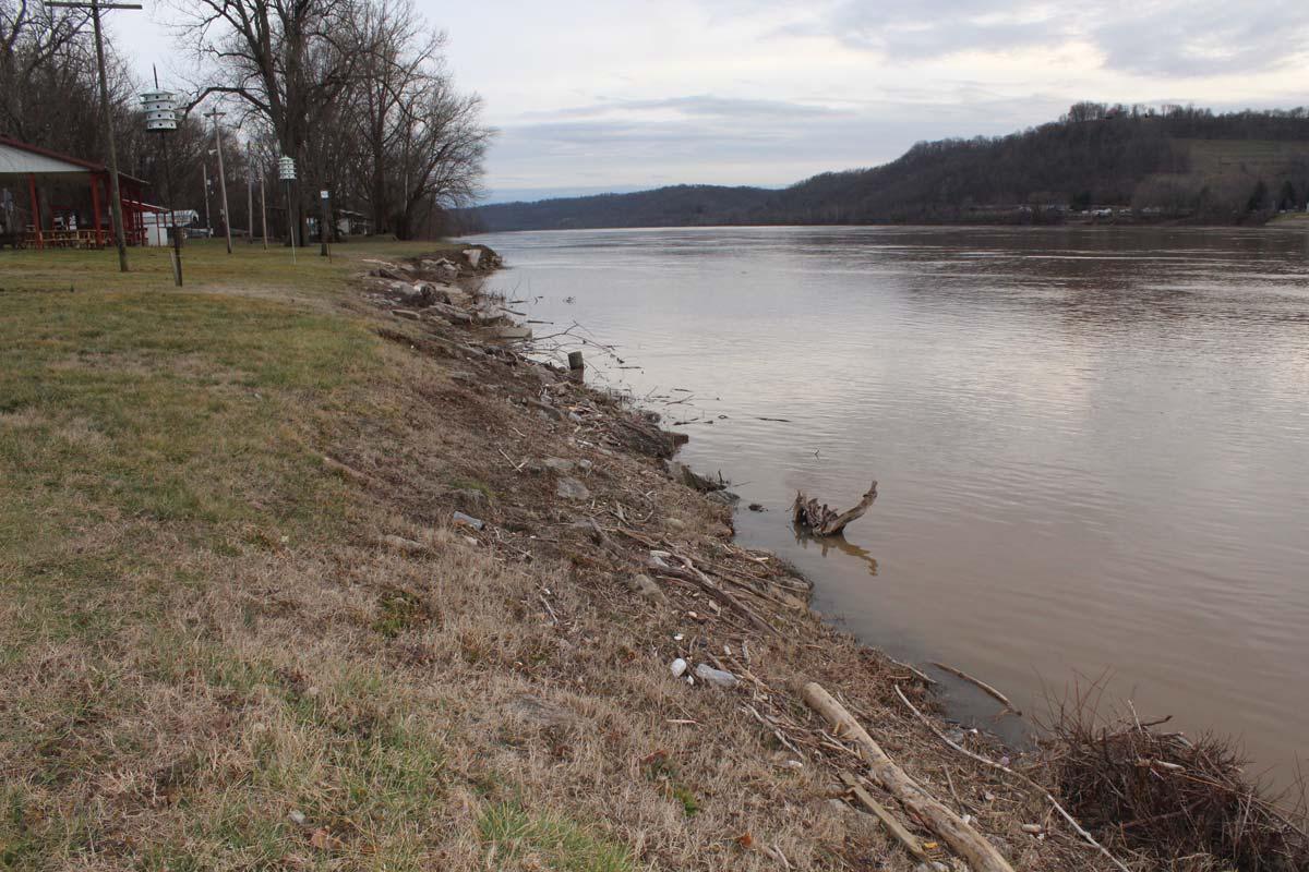 River trash 2