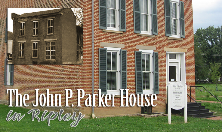 The annual meeting of the John P. Parker Historical Society will take place on April 23.